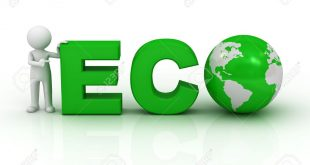 14033261-Eco-friendly-concept-3d-man-pointing-finger-at-green-word-eco-on-white-background-with-reflection-Stock-Photo